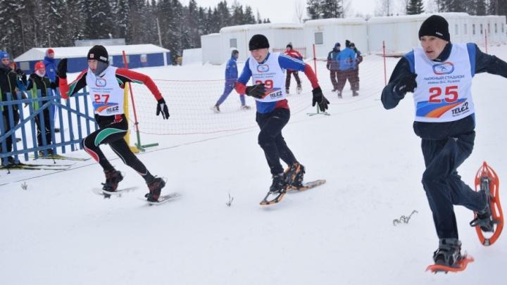 Спортсмены из четырех областей приняли участие в Специальных зимних Беломорских играх