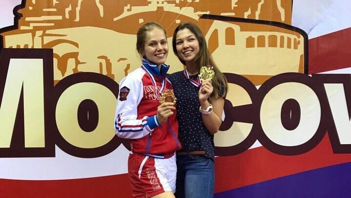 Южноуральские тхэквондистки завоевали два золота на международных стартах