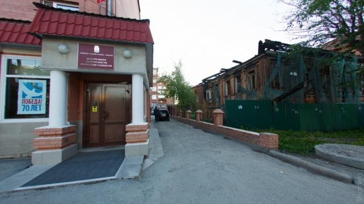 Заброшенный дом-памятник на Кирова продали тюменской компании за 32 млн