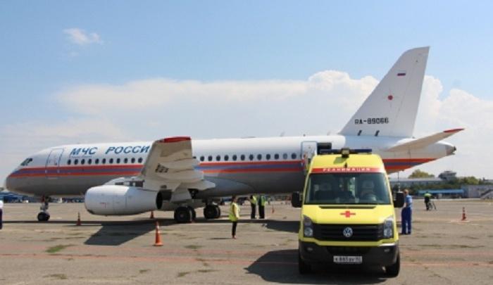 Троих младенцев из Ростова доставит на лечение спецборт МЧС в Санкт-Петербург и Москву