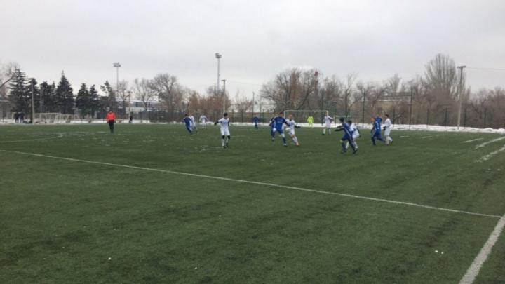 «Ротор-Волгоград-2» проиграл 17-летним школьникам