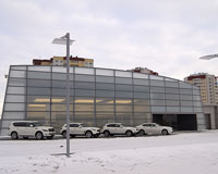 Новый дилерский центр Infiniti от компании «ЦС-Моторс» в Тюмени
