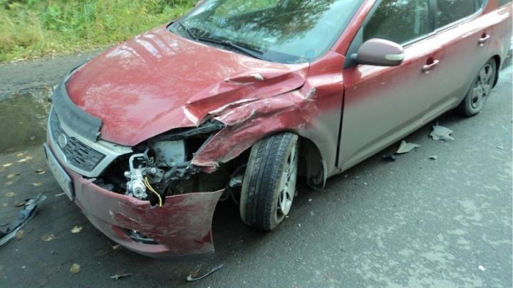 За выходные четверо несовершеннолетних пострадали в ДТП на дорогах Поморья