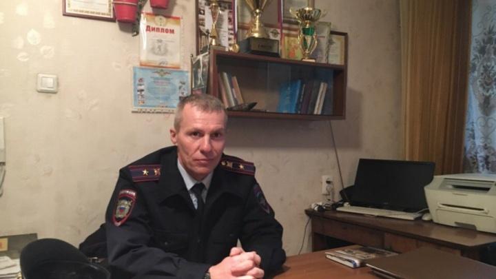 Участковый Сергей Гроздилов: «После моего прихода мужья начинают уделять внимание женам»