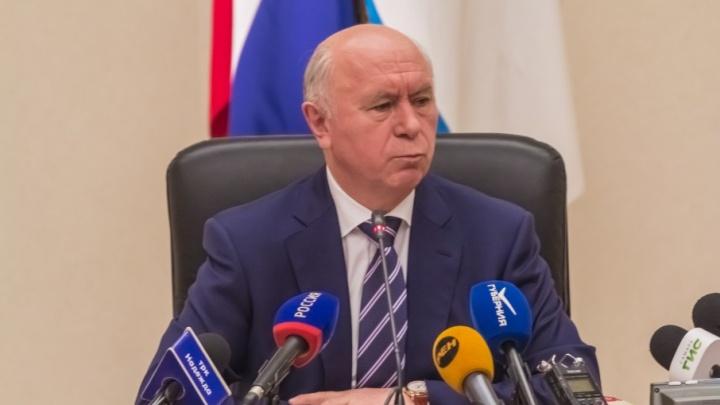 Вопрос об отмене доплаты к пенсии Николая Меркушкина губдума рассмотрит до конца февраля