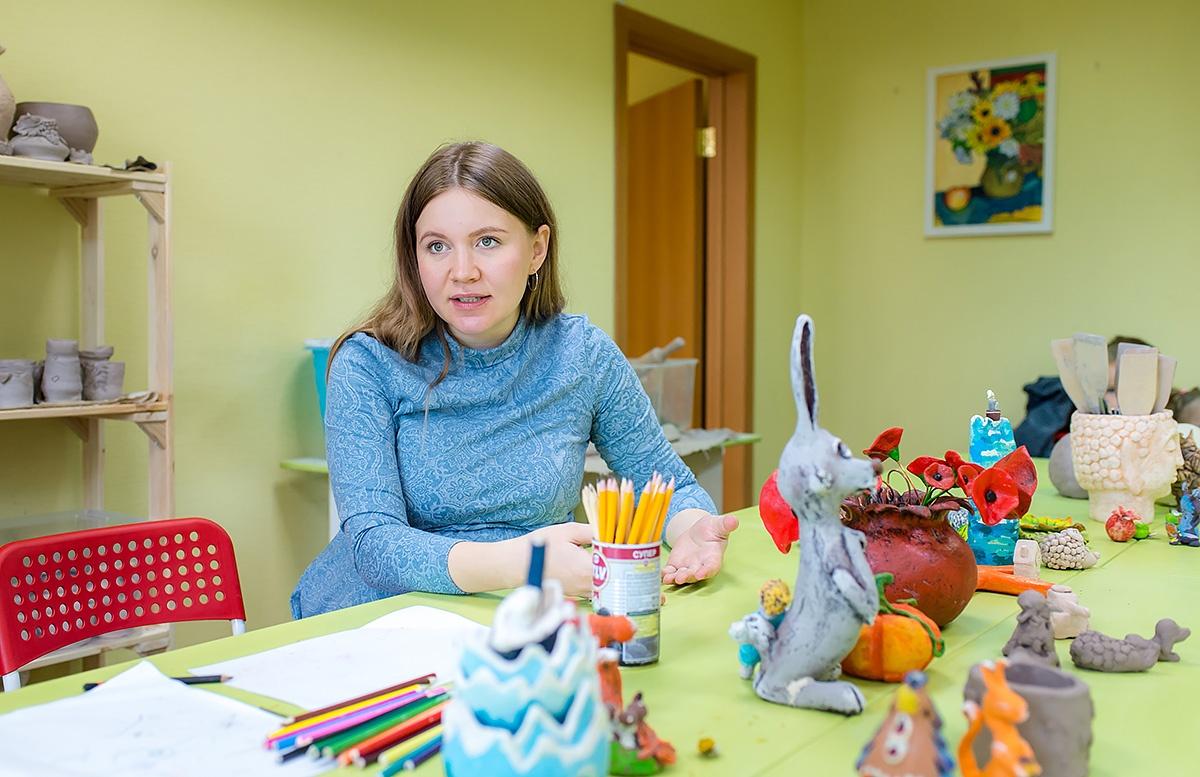 Евгения рассчитывает, что быстро выйдет на работу после родов