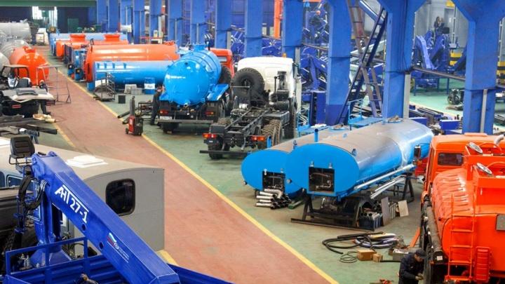 От фургона до тяжеловоза: Уральский завод спецтехники расширяет горизонты