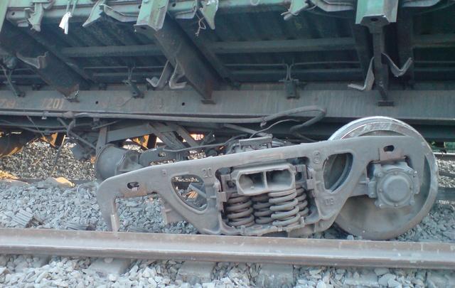 В Волгоградской области из-за схода вагона задержано движение пассажирских поездов