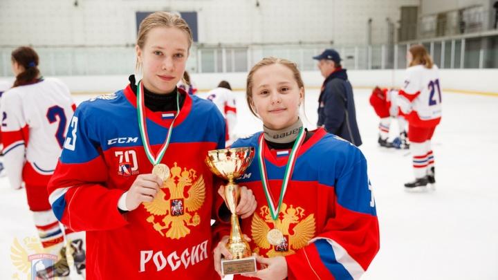 Челябинская хоккеистка принесла победу сборной России на Кубке Европы