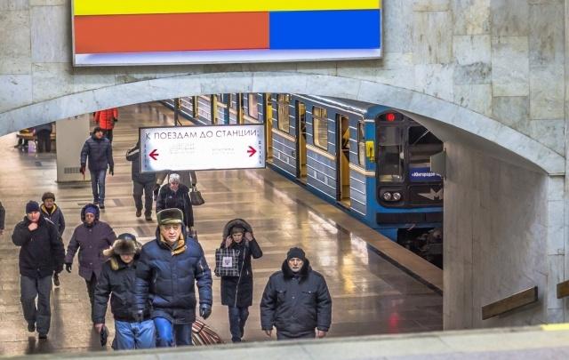 В аэропорту и метро Самары усилили меры безопасности в связи со взрывами в Санкт-Петербурге