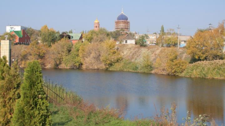 В Городище на неопределенный срок закрыли мост через Мечетку