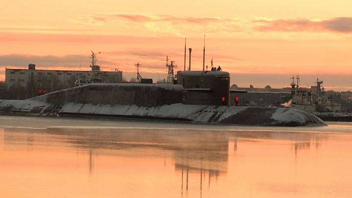 Северодвинская «Звёздочка» закончила ремонт атомной подлодки «Тула»