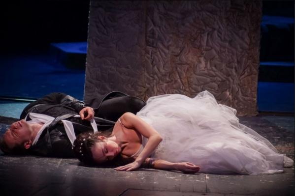 В театре драмы покажут бессмертное произведение У. Шекспира «Ромео и Джульетта»