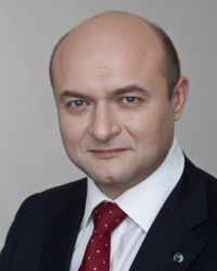 Поздравление председателя Северного банка с Днем защитника Отечества