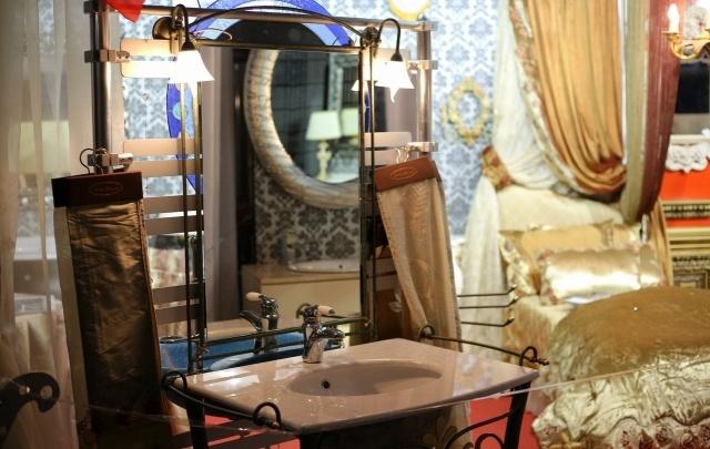 На выставке Interioroom профессионалы представили новые решения декора и оформления