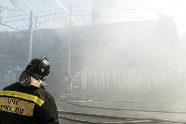 Эвакуации пациентов и сотрудников больницы не потребовалось