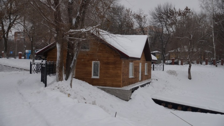 Лебяжий домик в Самаре откроют перед Новым годом
