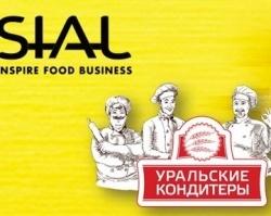 «Уральские кондитеры» покорили французов затяжным печеньем