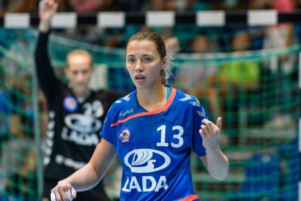 Лучшим игроком матча «Лада» — «Кёбенхавн» признали Полину Ведёхину
