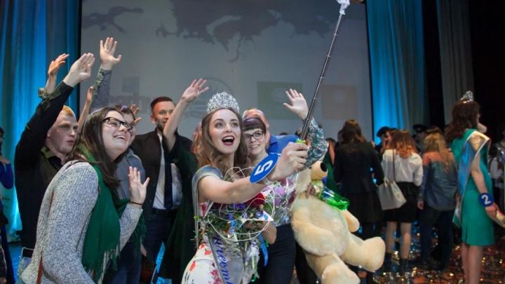 Новодвинка Валерия Кетова стала второй вице-мисс Студенчество России-2017