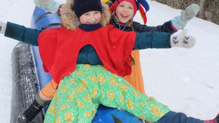 Международный женский день на лыжах: ярославцам предложили отправиться за город