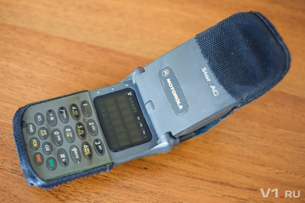 Со старым телефоном появляться в компании сверстников студенту было стыдно