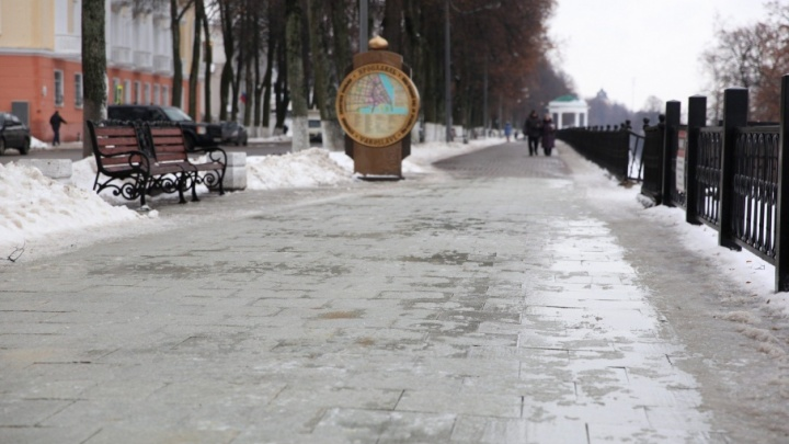 Дождь и лужи: какая погода ждёт ярославцев в Новый год