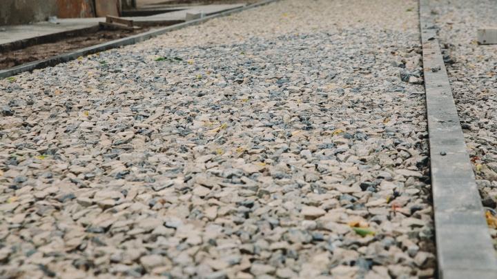 В Ленинском округе построят четыре новых тротуара