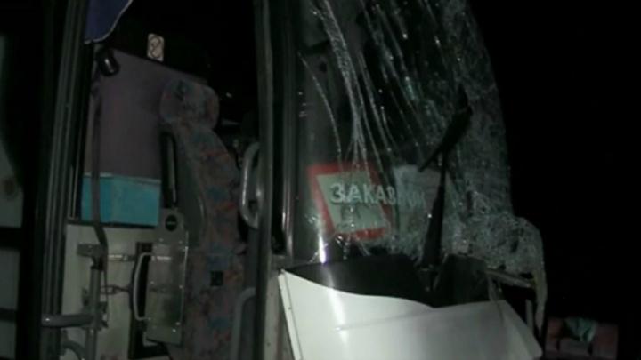 Протаранившему автобус с екатеринбургскими детьми водителю грузовика вынесли приговор