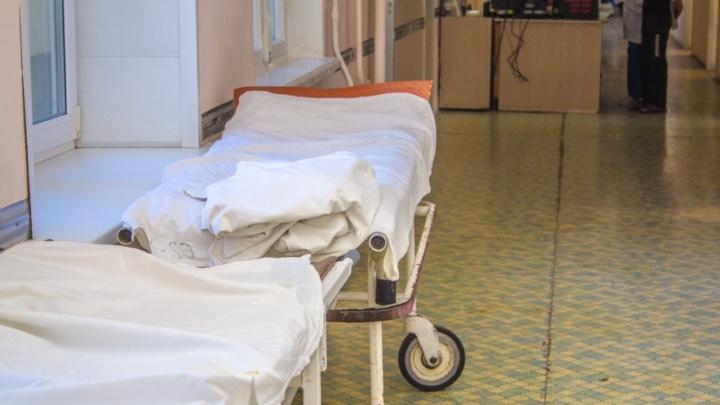 В Самаре буйный пациент больницы искусал сотрудника Росгвардии