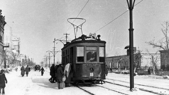 «Метроэлектротранс» расскажет волгоградцам историю сталинградского трамвая