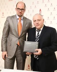 Альфа-Банк подарил ЦГБ Ростова ценный прибор