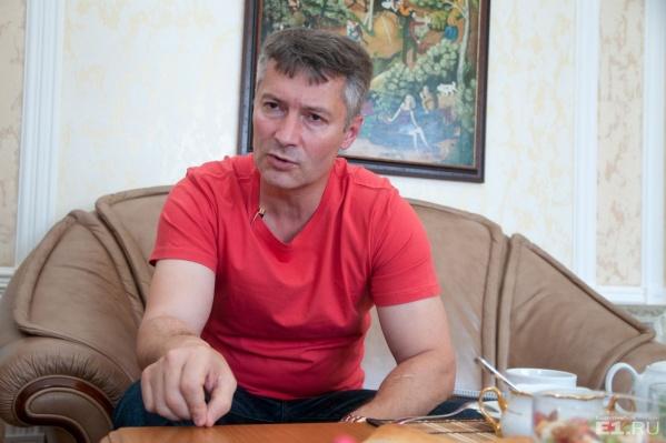Евгений Ройзман считает, что Соколовского нужно отпустить, а уголовное дело закрыть.
