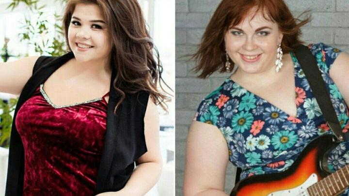 Две пермячки примут участие в конкурсе красоты для девушек с пышными формами
