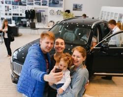 Тюменцы оценили новый Volvo XC90