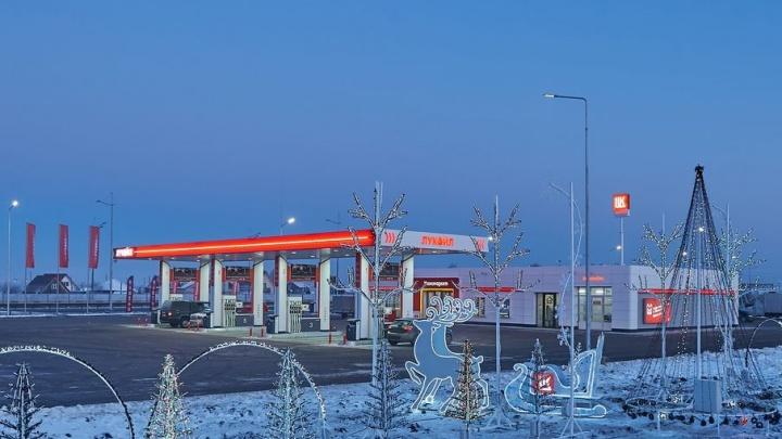 Мойка, кафе и заправка для электромобилей: у пермского аэропорта появилась ультрасовременная АЗС