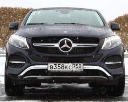 Новое поколение внедорожников Mercedes-Benz