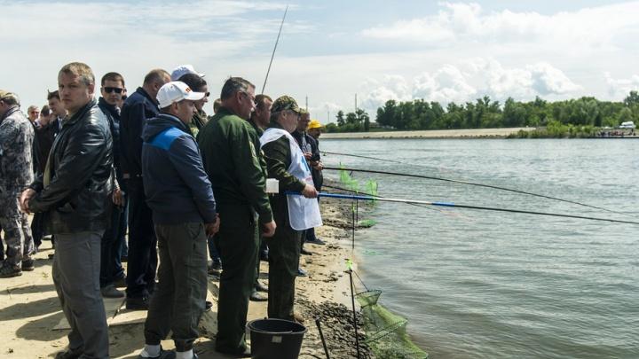 В Ростовской области открылся фестиваль «Народная рыбалка»