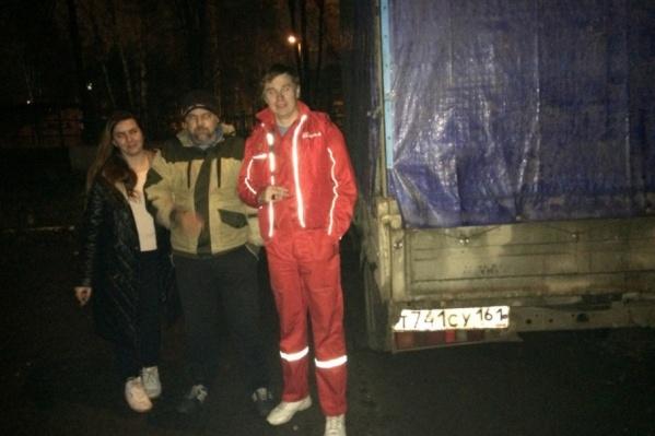 Дончанин прожил в сломанной «Газели» неделю, пока его не нашли волонтеры