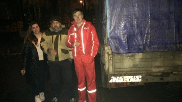 Пропавший дончанин неделю жил в сломанной машине в Нижнем Новгороде