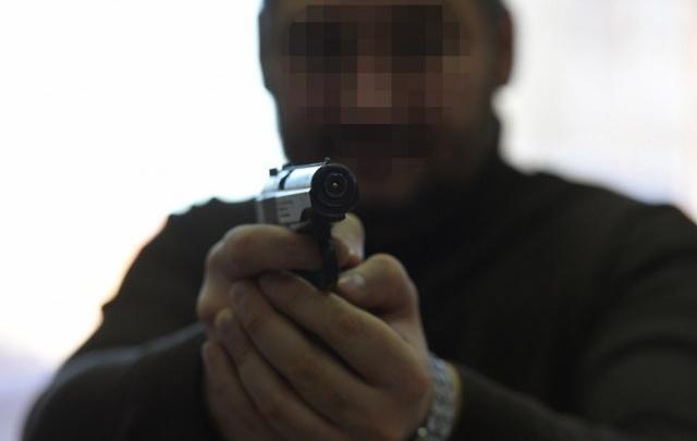 Мужчину, открывшего стрельбу в больнице, взяли под стражу