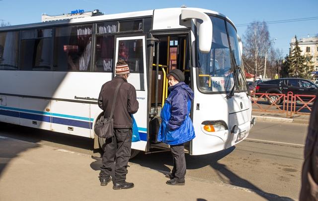 По Ярославской области планируют запустить новые автобусные маршруты