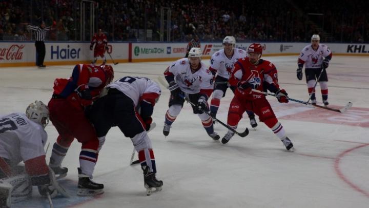 Ярославский «Локомотив» переломил игру с «Торпедо» на предпоследней минуте