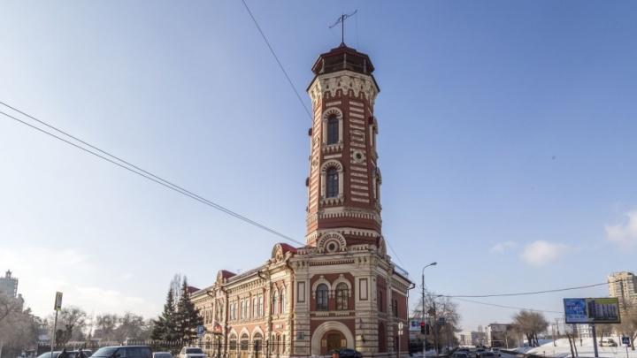 Пожарная каланча в Волгограде не охранялась законом