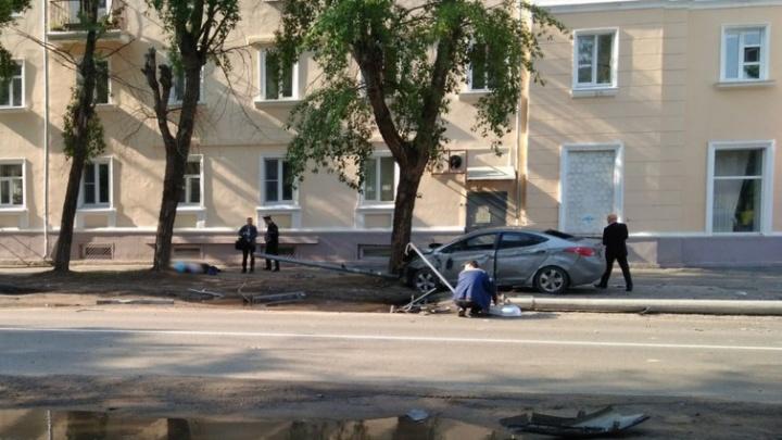 В Северодвинске водитель «Хендэ-Елантра» насмерть сбил женщину