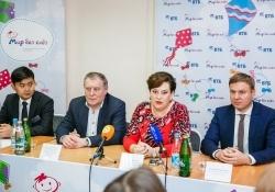 Банк ВТБ привез в Ростов-на-Дону программу «Мир без слез»