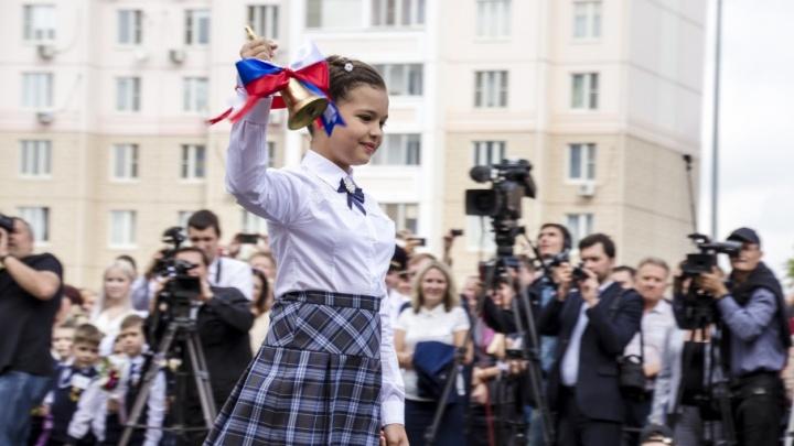 Цветы, банты и 1-й «У»: Ростов отметил День знаний