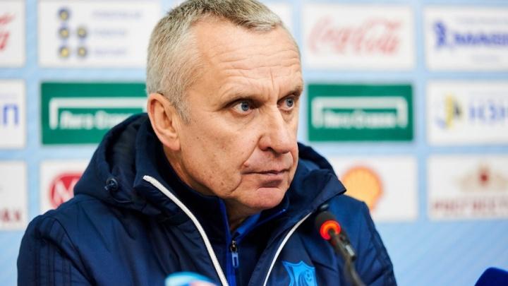 Источник: ФК «Ростов» отправил в отставку главного тренера Леонида Кучука