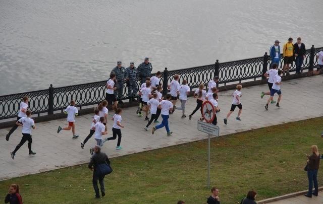 В эти выходные ярославцы пробегут благотворительный марафон