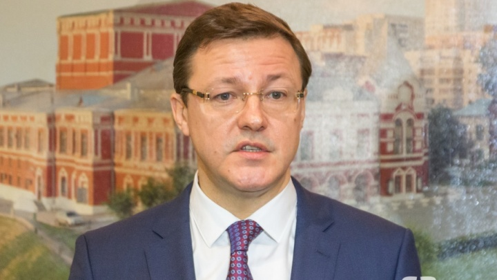 Врио губернатора Азаров выступит с посланием губдуме и жителям области после Путина